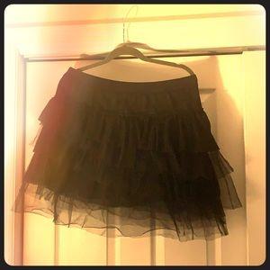 BCBGMAXAZRIA Tulle Skirt